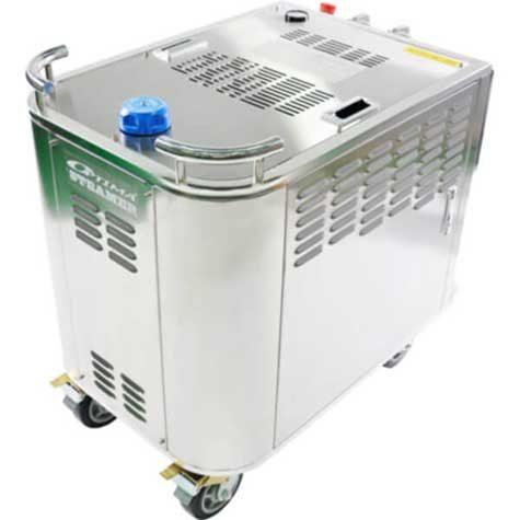 Hotsy Optima Steamer™ SE-II - dry steam technology