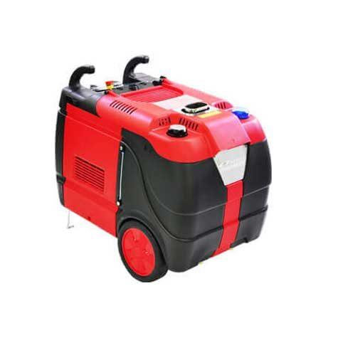 Hotsy Optima Steamer™ XE - electric-powered, mobile steamer
