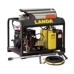 Landa PGDC Series Hot Water