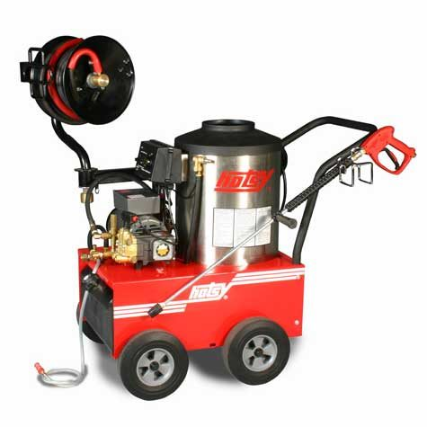 Hotsy 500 Series delivers affordable and rugged cleaning power