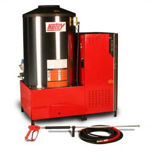 Hotsy 5700/5800 stationary heavy-duty series for WASH BAY INSTALLATIONS