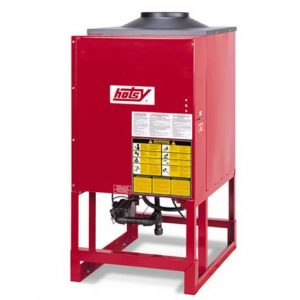 Hotsy's 9400 Series - Convertible Cold and Hot Water Pressure Washer