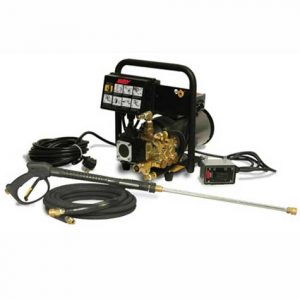 Hotsy ET Series - Handheld, Electric Powered Cold Water Pressure Washers