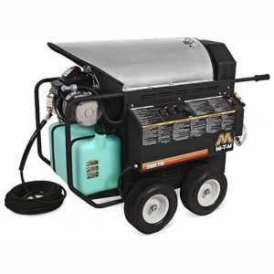 Portable Electric Belt Drive HHS Series Power Washer