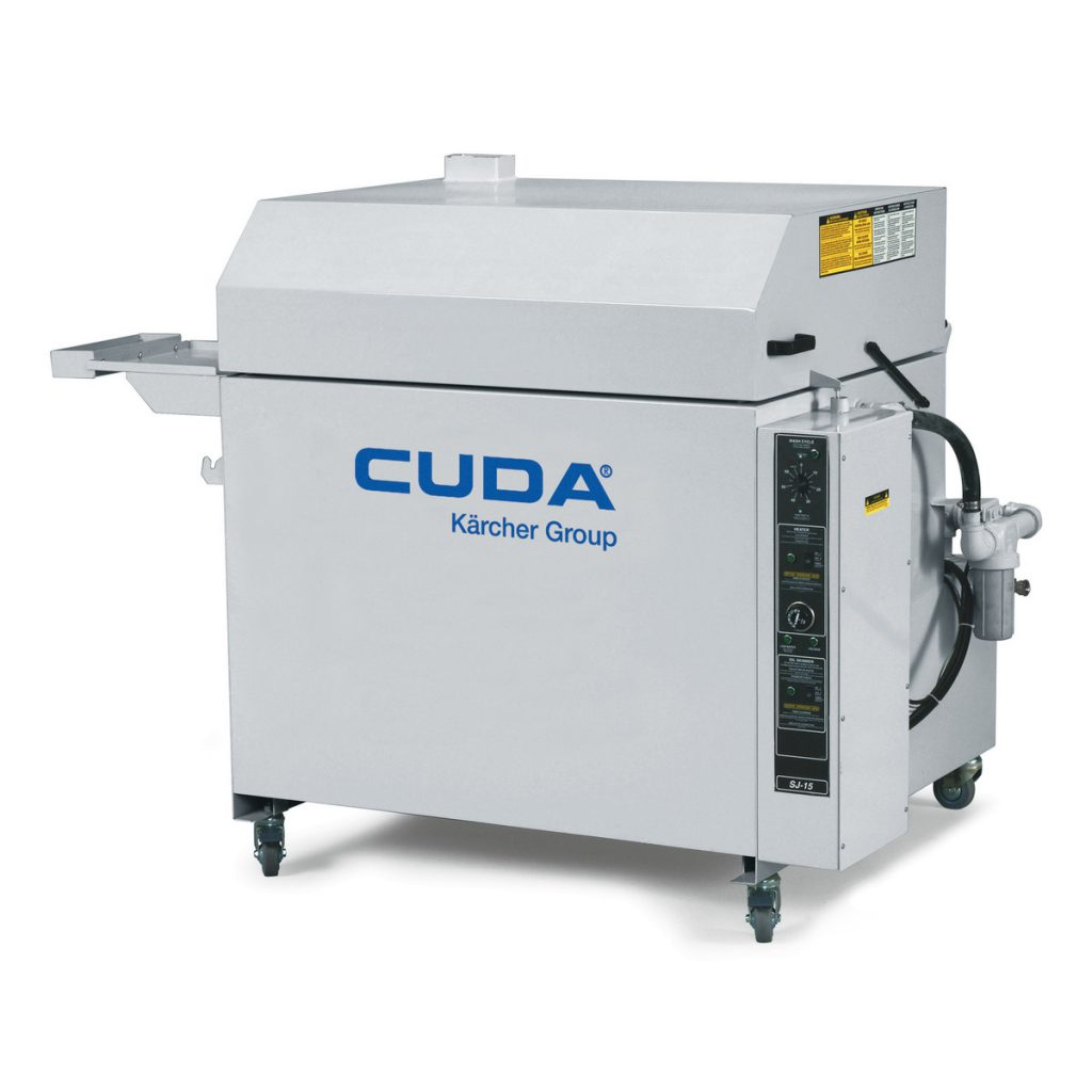Cuda's SJ top load parts washer