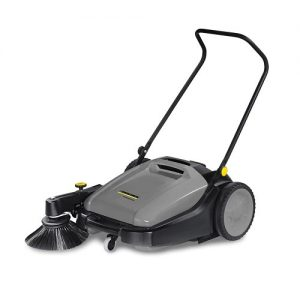 outdoor sweeper rental