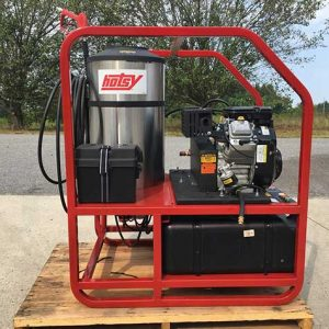 Used Hotsy Pressure Washer