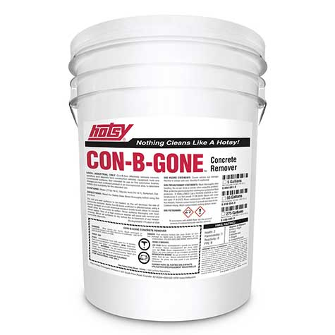 concrete mix remover