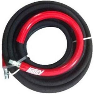 "Hotsy 8.739-054.0 2 Wire 50 Ft Hose 3/8"" - 6000 PSI"