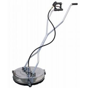 Hotsy 8.753-572.0 A+ SC21 Rotary Surface Cleaner - 4000 PSI - 3 to 10 GPM Max 212°F